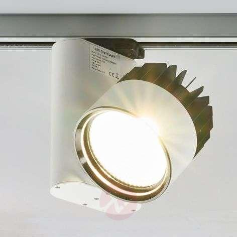 Valovoimainen LED-säteilijä Benett johdinkiskoon