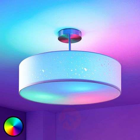 Varrellinen LED-kattovalaisin Alwine