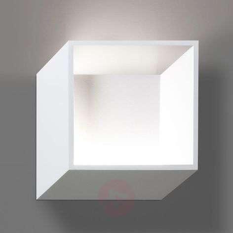 Vasemmalle suunnattu Forty-S L -LED-seinävalaisin
