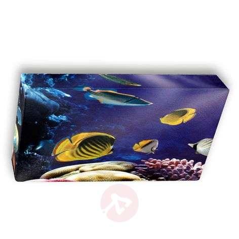 Vedenalainen maailma - Flo-kattovalaisin, 60 cm
