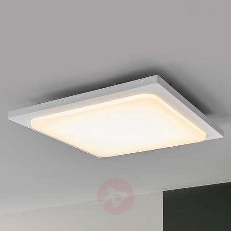 Veena ‒ valkoinen LED-kattovalaisin alumiinista