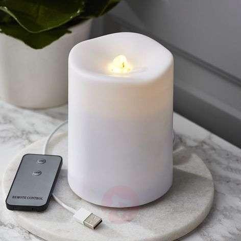 Vesitiivis LED-kynttilä Water Candle