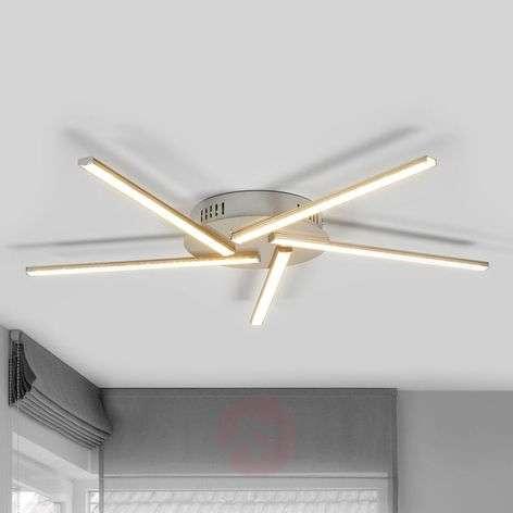 Viisiosainen Skadi-LED-kattovalaisin