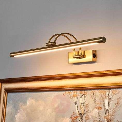 Vincenza-tauluvalaisin LED antiikkimessinki