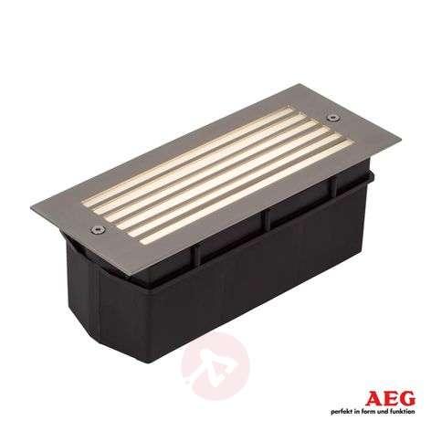 Wall LED-ulkoseinäuppovalaisin säleiköllä-3057133-31
