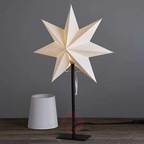 Yhdistelmävalaisin Frozen tähti/lampunvarjostin