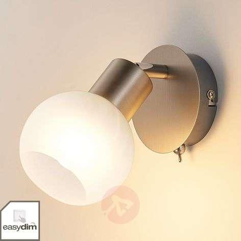 Yksilamppuinen LED-kohdevalo Tanos, easydim