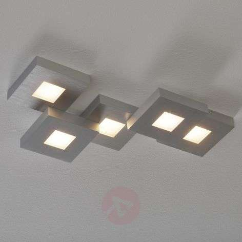 Ylellinen LED-kattovalaisin Cubus