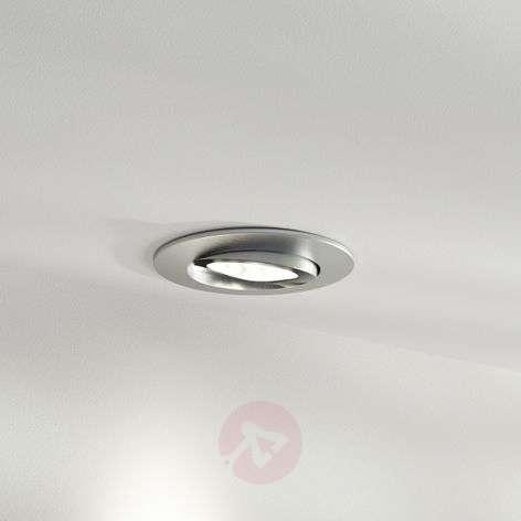 Zenit - LED-uppospotti nikkelinvärisenä