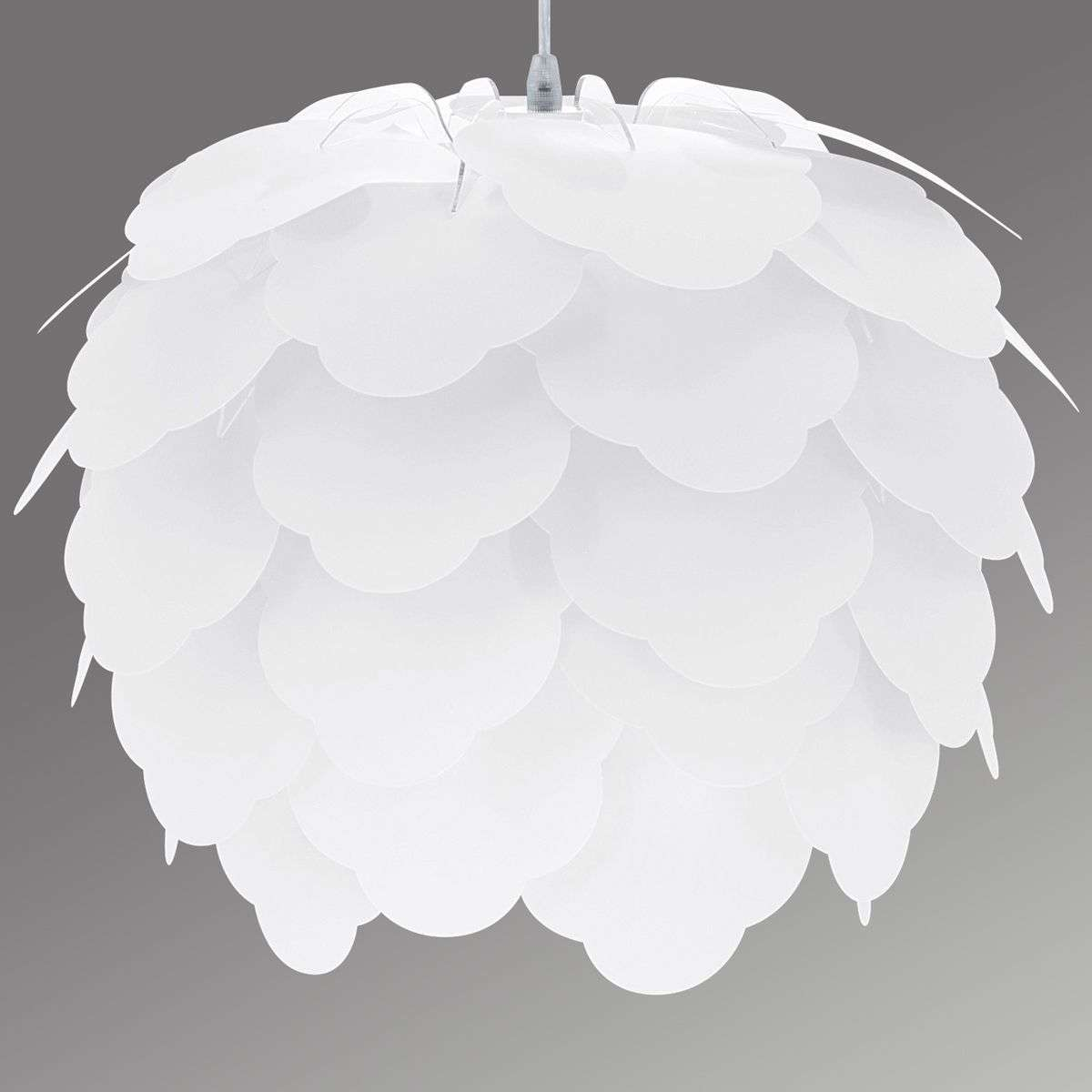 Erikoinen Filetta-riippuvalaisin, valkoinen-3031539-31