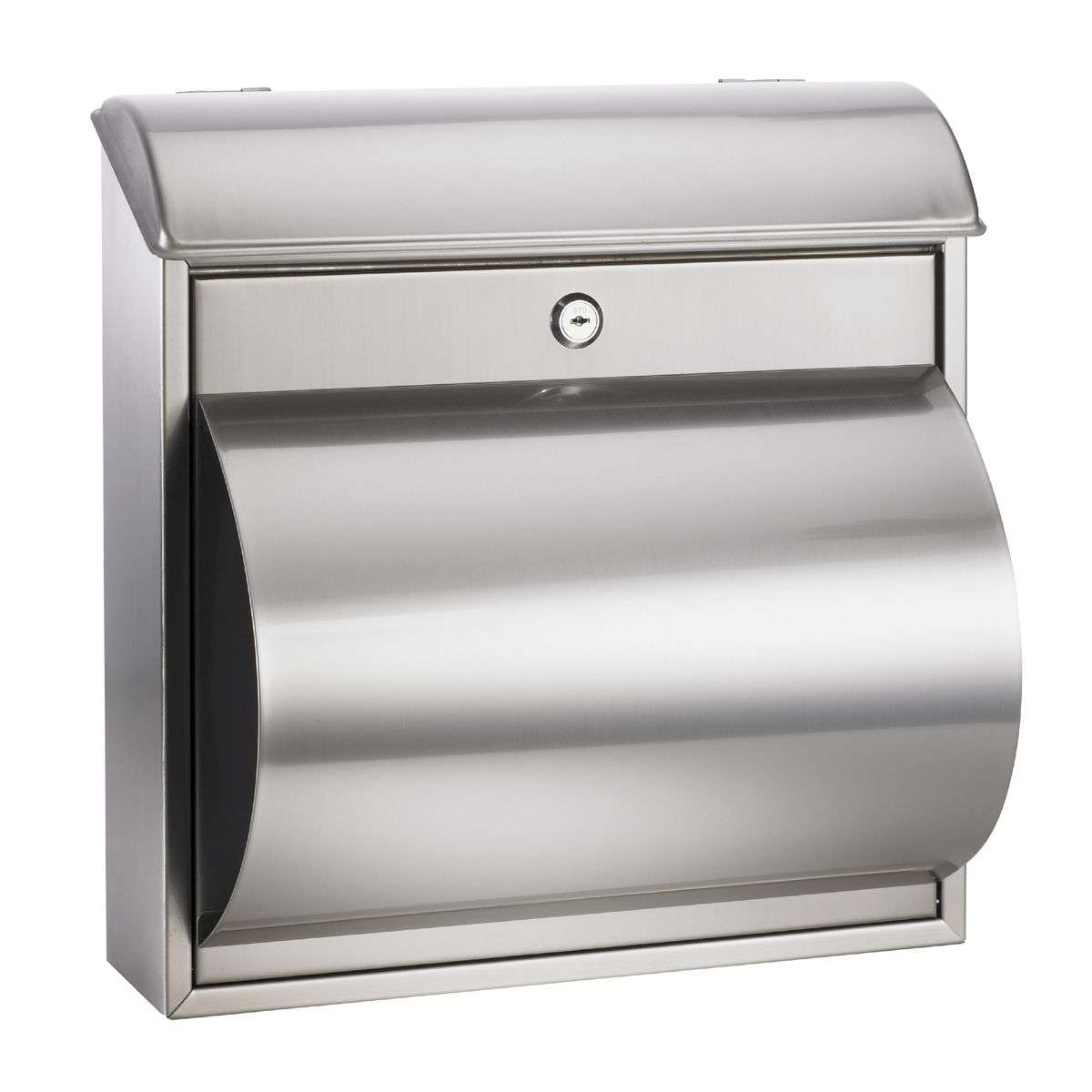 Kaunis Rain-postilaatikko, jossa on lehtilaatikko-1003097-31