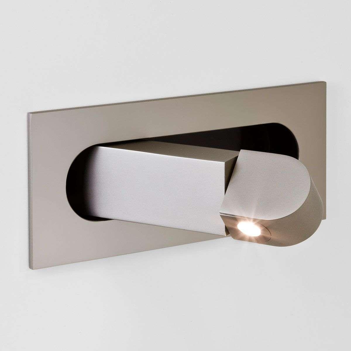 LED-seinävalaisin Digit lukuvalona, nikkeli-1020476-34