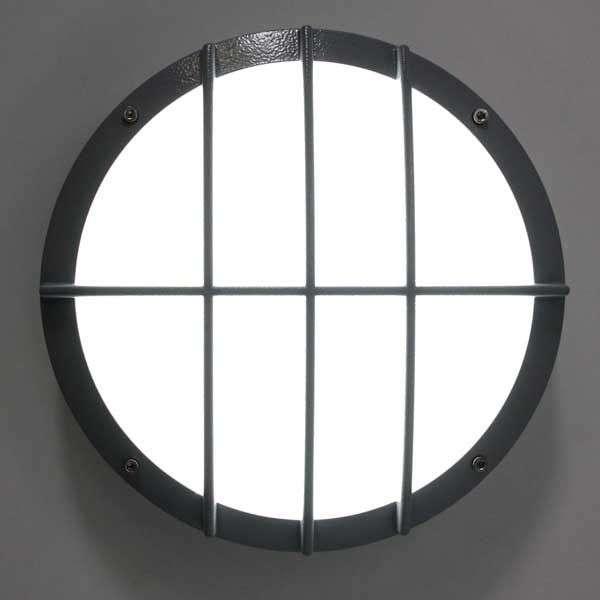 LED-seinävalaisin SUN 8 painevaletusta alumiinista-1018204X-31