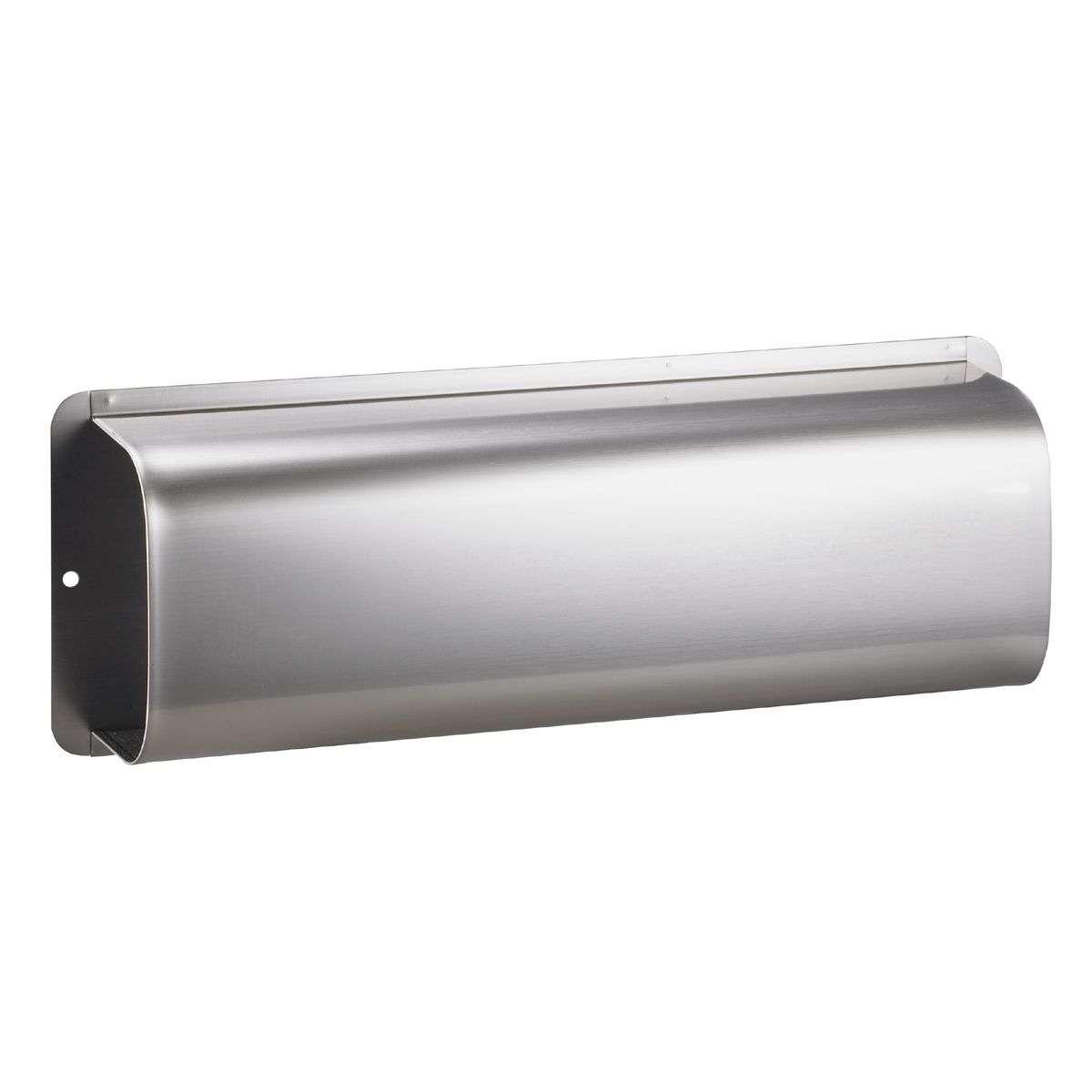 Lehtilokero RAIN-postilaatikolle ruostumaton teräs-1003098-31