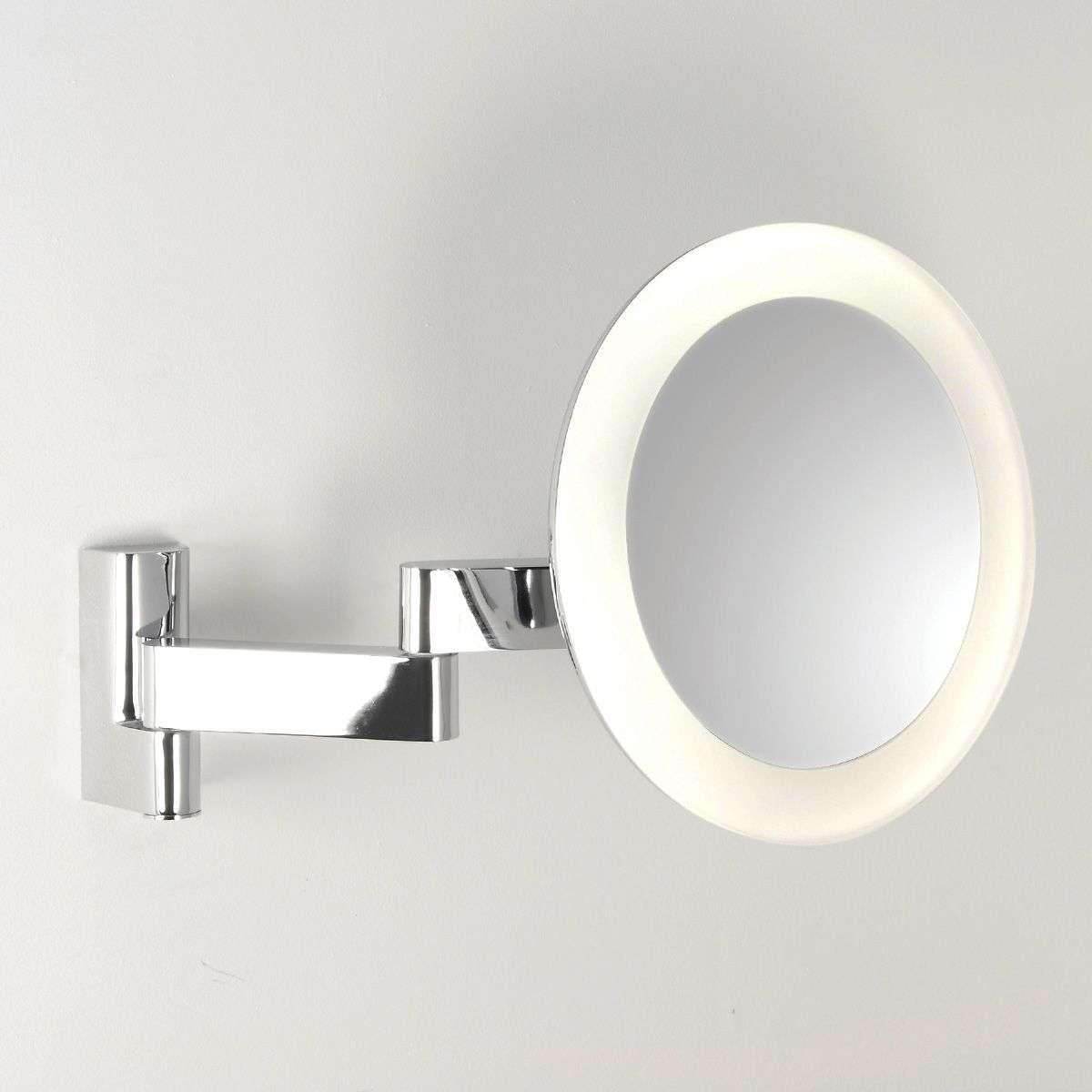 Meikkipeili Niimi Round LED-valaistuksella-1020021-32