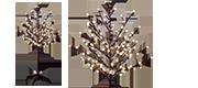LED-koristeet joulu ulkotilat