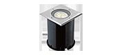 LED-maavalaisimet ulkotiloihin