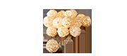 LED-jouluvalot sisäkäyttöön