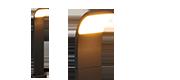 LED-pylväsvalaisimet