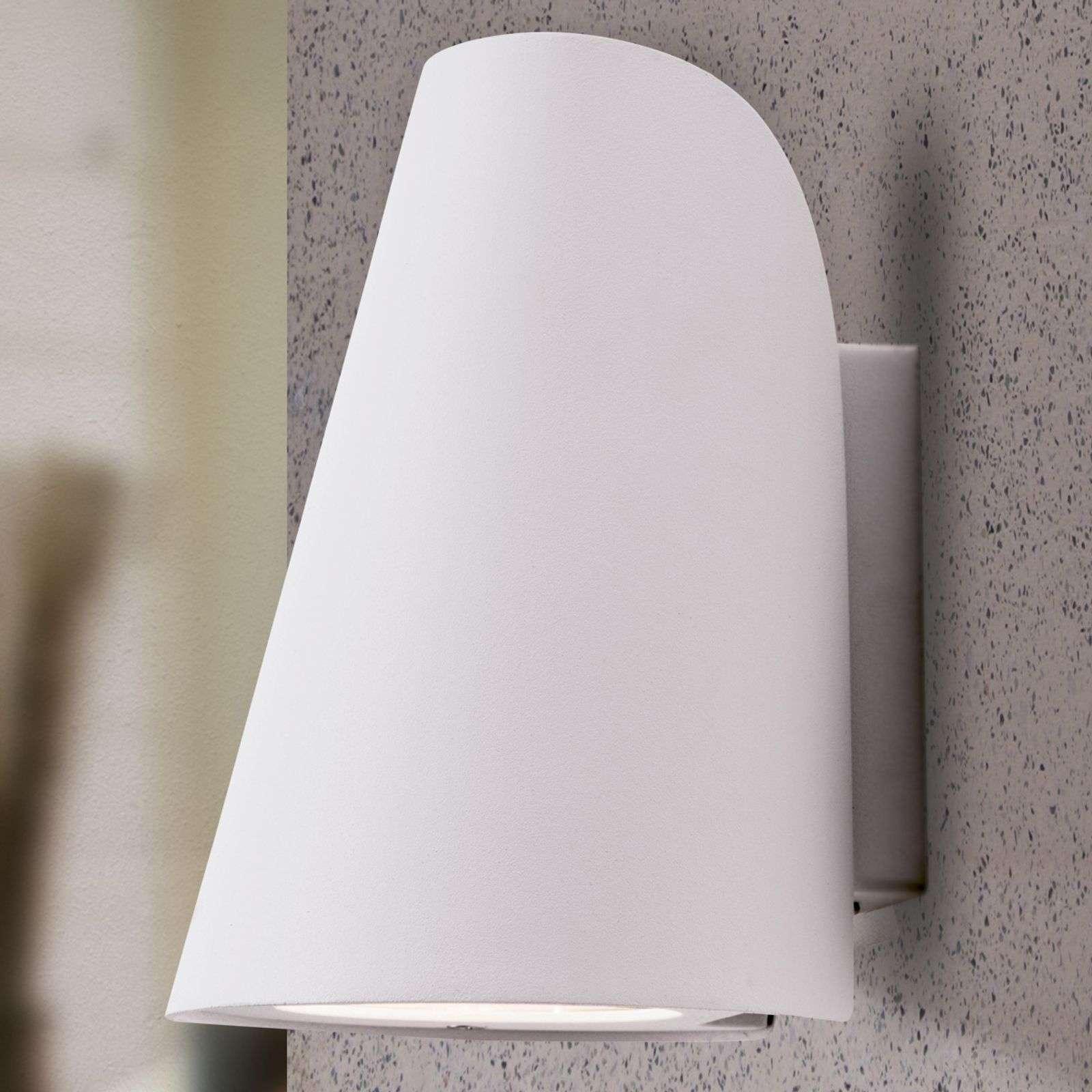 Valkoinen LED-ulkoseinävalaisin Ulick