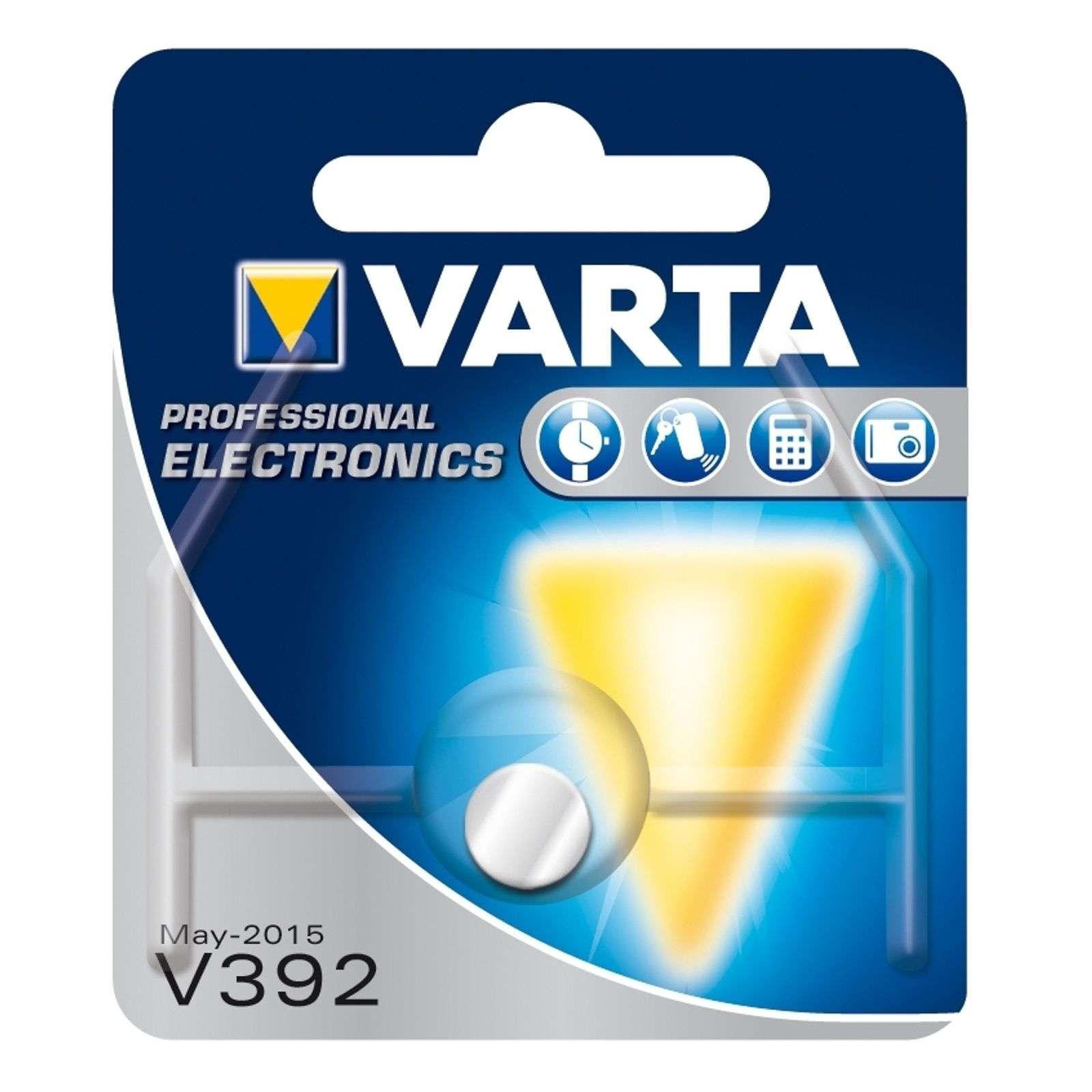 V392 nappiparisto VARTA