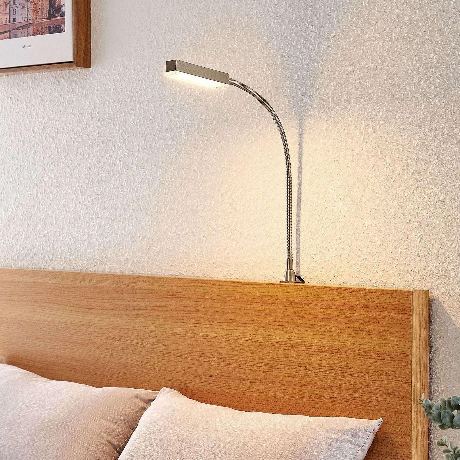 Joustava varsi LED-huonekaluvalo Olof himmennin